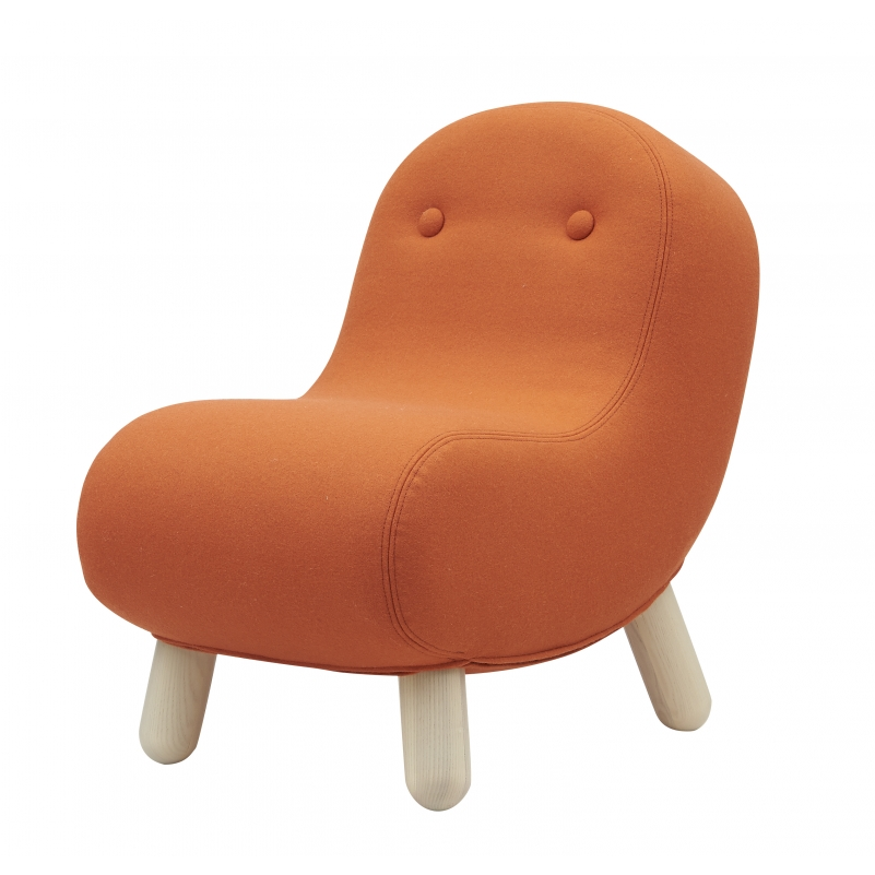 Softline Bob loungestoel   2-364 1