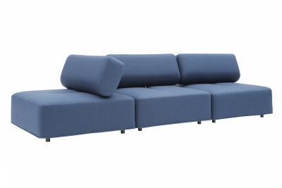 Softline Cabala modulaire loungebank   2-454 2