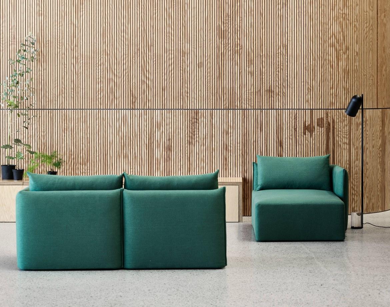 Softline Cape loungestoel  2-465 1