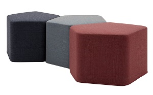 Softline Lake pouf  2-456 3