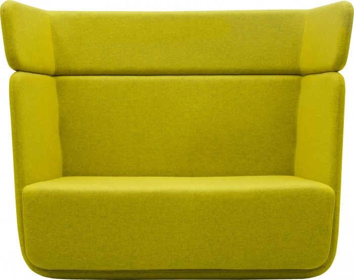 Softline Loungebank Basket Sofa hoge rug  2-581 3