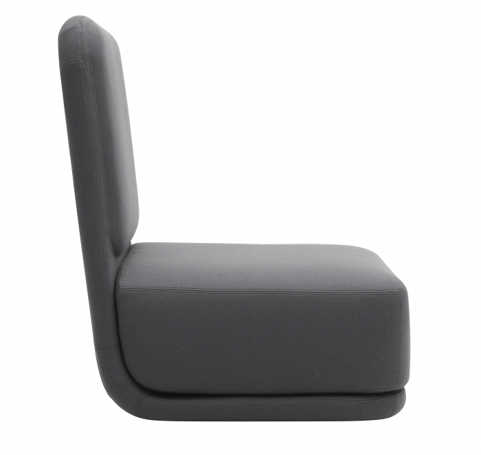 Softline STANDBY lounge stoel  2-339 1