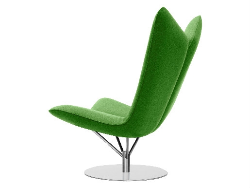 Softline ANGEL lounge chair  2-552 2