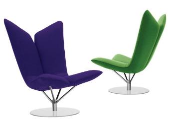 Softline ANGEL lounge chair  2-552 1