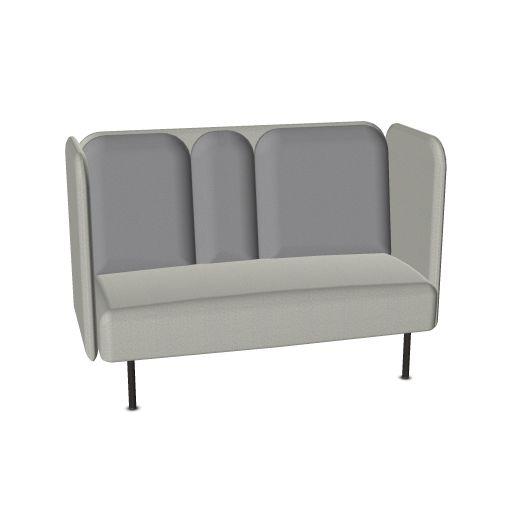 Softrend August loungebank 2,5-SH1  2,5-S/ H1 2