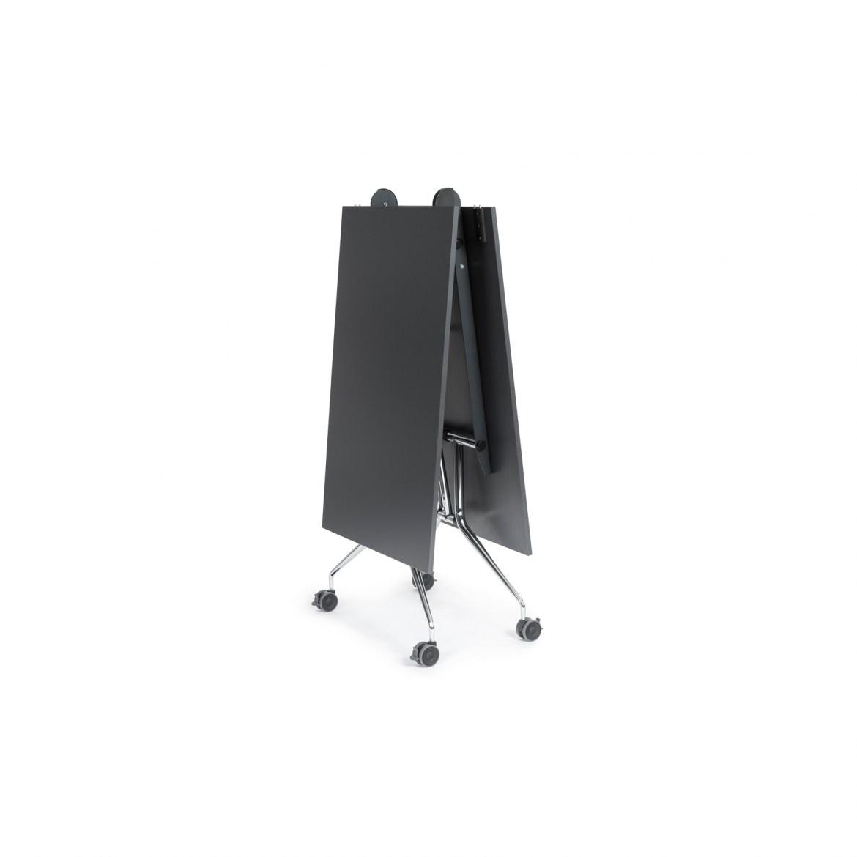 Trilogy SOLO klaptafel 200 x 80 cm  SOL200FR + 2 x MBL10080 3