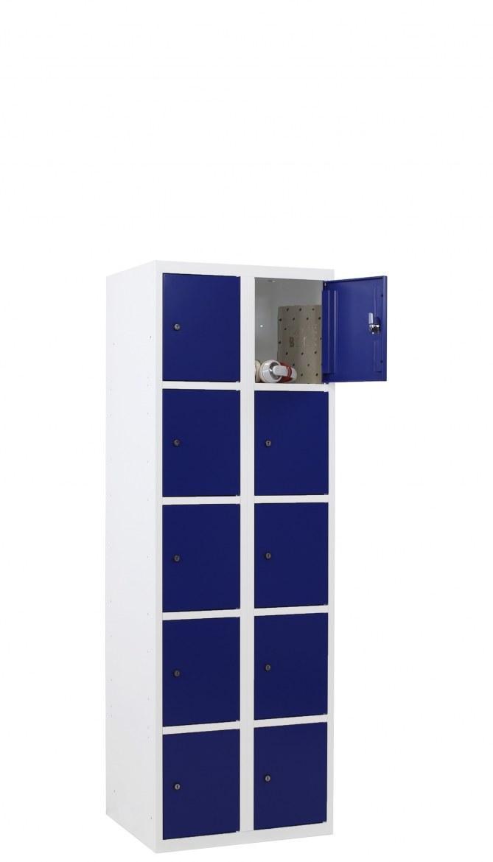Stokq lockerkast 10 deurs  18325LC 1