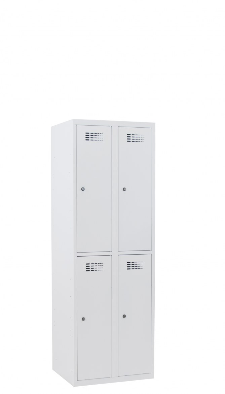 Stokq garderobekast 4 deurs  18322LC 2
