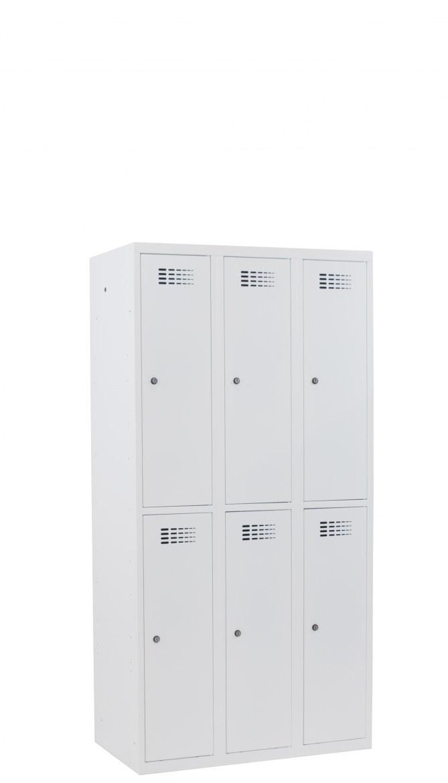 Stokq garderobekast 6 deurs  18332LC 2