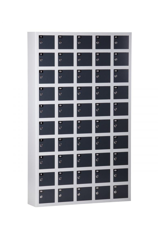 Stokq GSM lockerkast 50 deurs   GSM50C 1