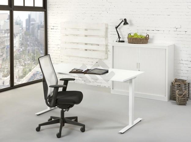 Orange Office bureau TZ148 140 x 80 cm  OOQTZ148 1