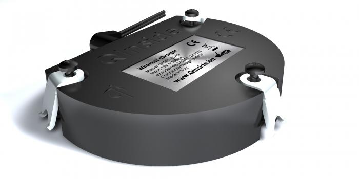QInside draadloze oplader (onzichtbaar monteren)  4735000.00000000.000 1