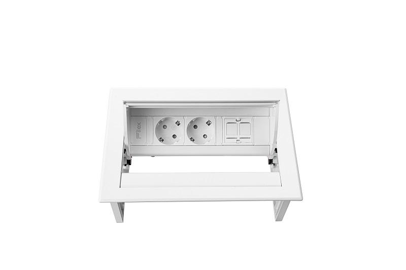 Thovip Power Desk IN 2 x stroom + 1 x leeg  4730067.02010000 6
