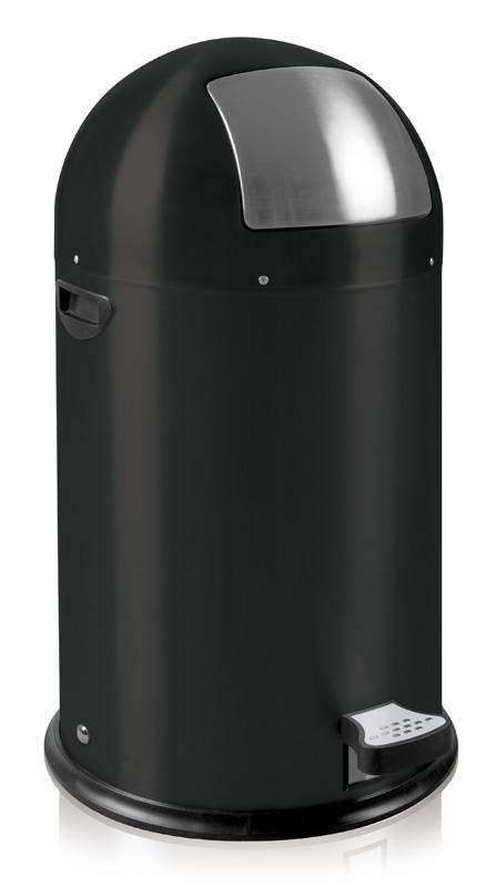 Eko Kickcan 33 Liter Rood.Eko Kickcan 33 Ltr