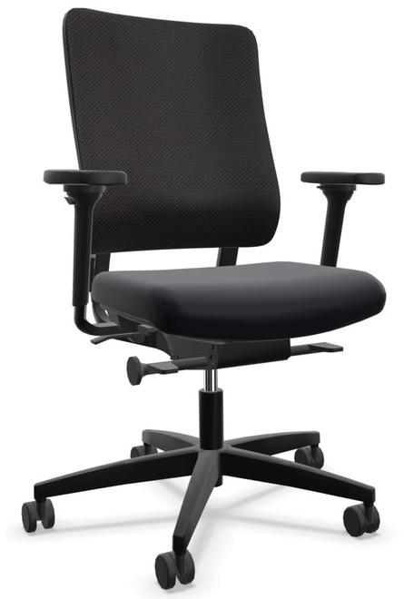 Viasit Drumback bureaustoel actie   480.2000SL 1
