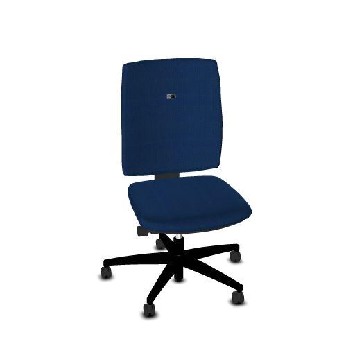 Viasit Bureaustoel Linea rughoogte 52 cm   112.2000 1