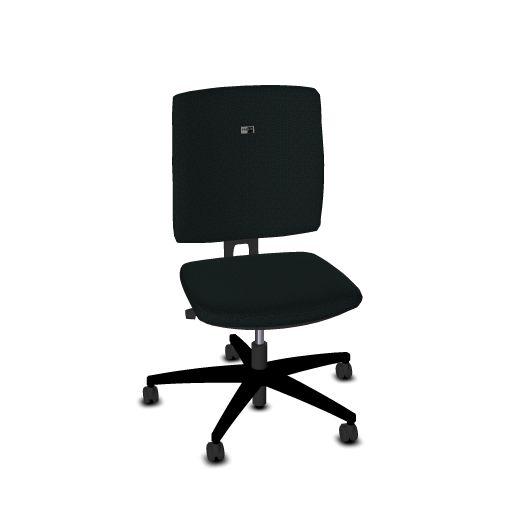 Viasit Linea Bureaustoel 46 cm rughoogte  111.0000 46 cm rughoogte 1