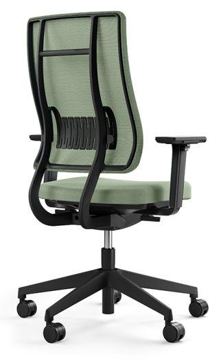 Viasit Newback bureaustoel  480.1500 1