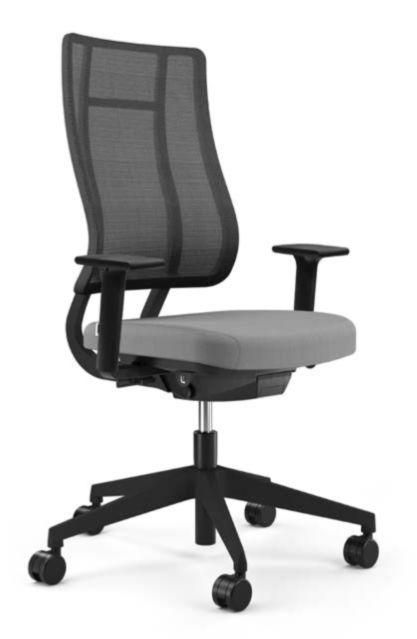 Viasit Newback Ultra Spring bureaustoel 480.1502-001  480.1502-001 1