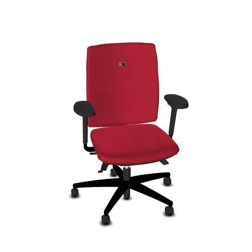 Viasit Linea NPR bureaustoel 52 cm rughoogte   112.2000npr-nl 1