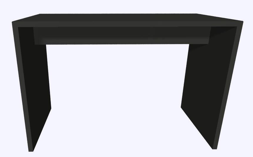 Werner Works K-Modul Stand 160 x 80 cm  KMS-160Q 1