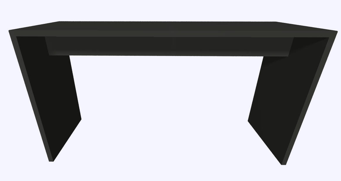 Werner Works K-Modul Stand 200 x 80 cm  KMS-200Q 1