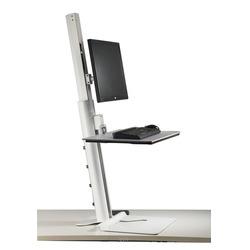 Zit-Sta Werkstation voor enkele monitor  472260.010000000.001 2