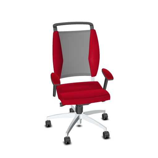 Zuco EffeTwo DR 104 bureaustoel  ET 504 1