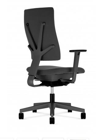 Nowy Styl 4ME SMV bureaustoel zwart onderstel