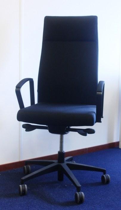 Sesta bureaustoel zwart [63]