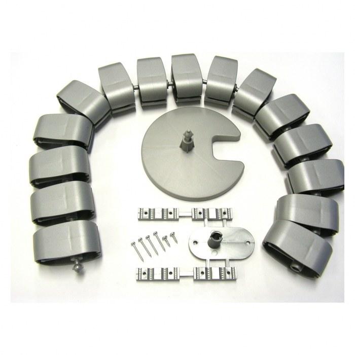 Kabelslang ovaal 750 mm