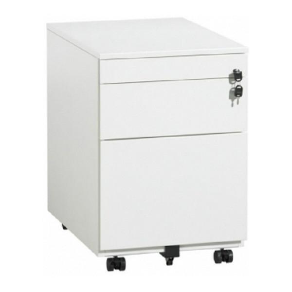 Orange Office rolcontainer 1 + 2 laden