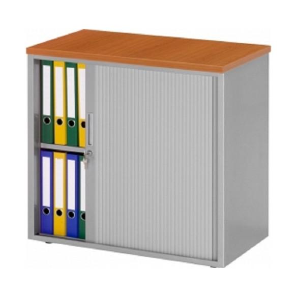 Orange Office roldeurkast 72,5 x 80 x 43 cm