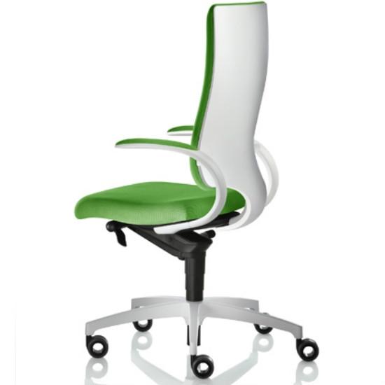 Dauphin InTouch bureaustoel (white edition)