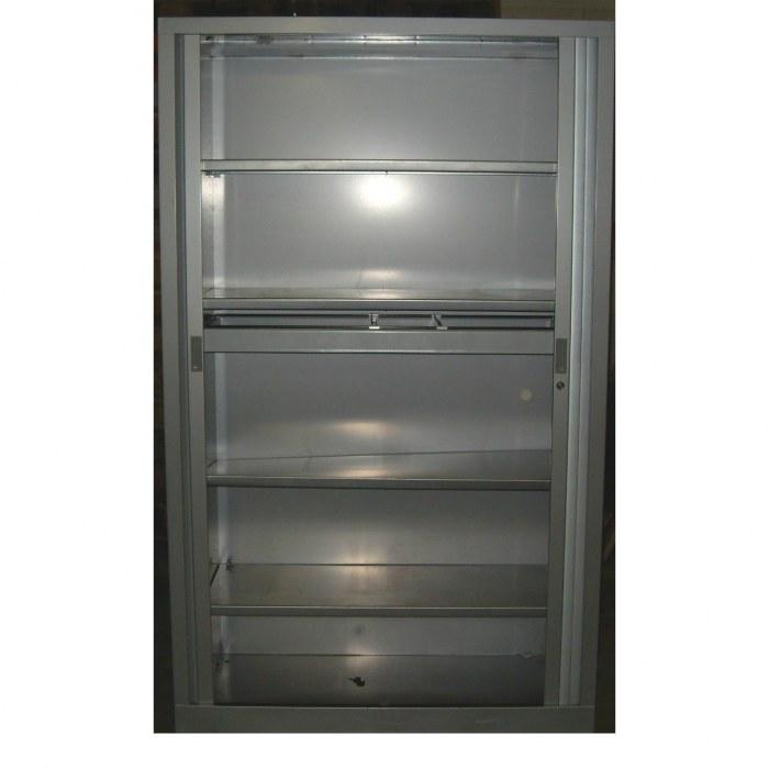 Roldeur Kast Aluminium