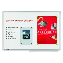 Universal Plus Whiteboard 100x200 cm
