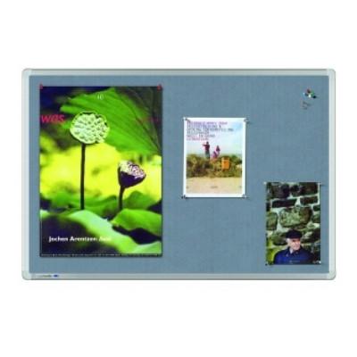 Universal textielbord 90x120 cm