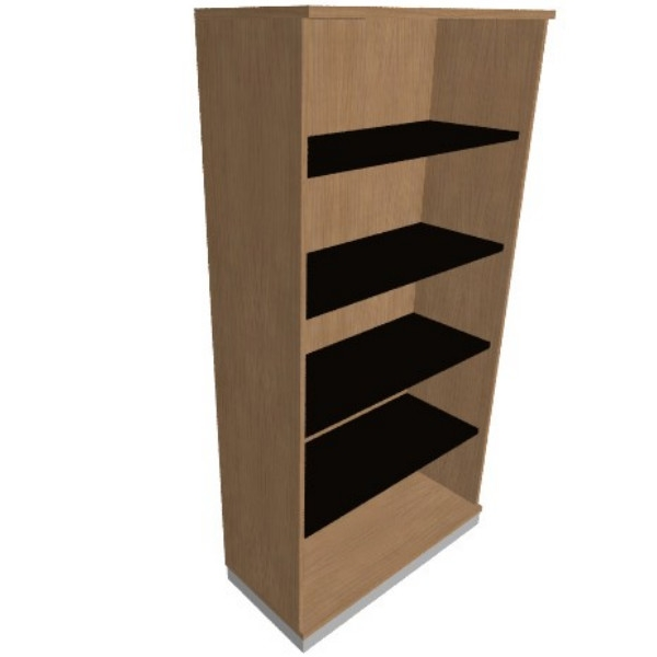 OKA Open kast 197,1x100x45 cm