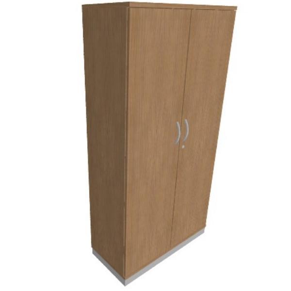 OKA Houten Draaideurkast 197,1x100x45 cm