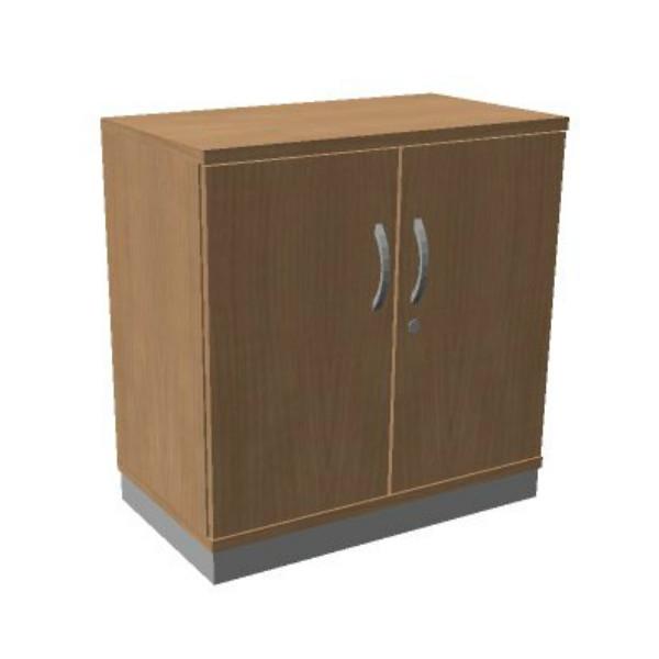 OKA houten draaideurkast 82x80x45 cm