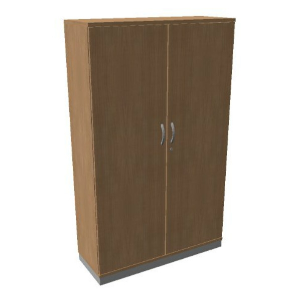 OKA houten draaideurkast 197,1x120x45 cm