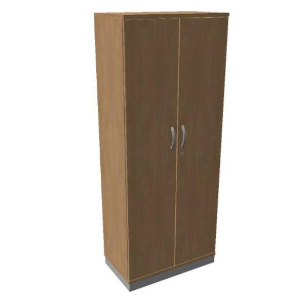 OKA houten draaideurkast 197,1x80x45 cm