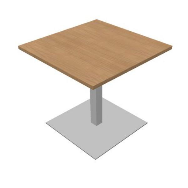 OKA vergadertafel DL6 vierkant 80x80 cm
