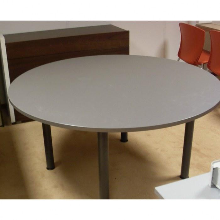 Ronde vergader tafel 140cm