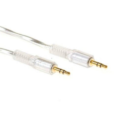 Audio / Mini jack kabel 1.5 mtr