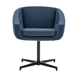 Softline Aiko Swivel loungestoel
