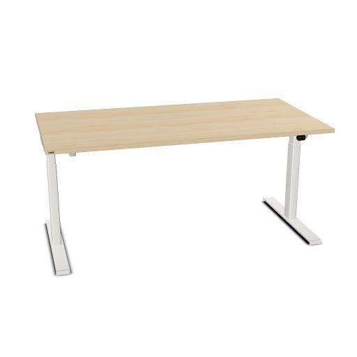 Assmann Sympas zit-sta bureau 160 x 80 cm