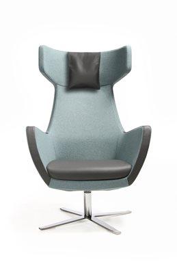 Bejot UMM UM 103 loungestoel met hoofdsteun