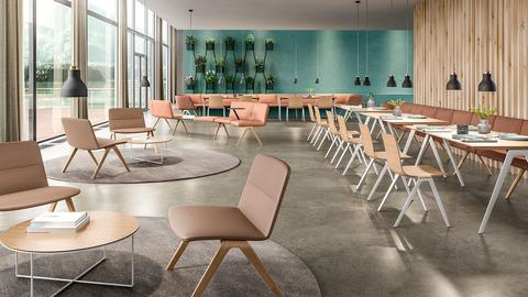 Brunner A-Lounge 9741