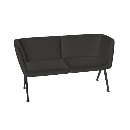 Brunner A-Bench loungebank